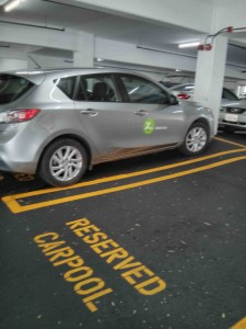 Sharing Economy Car Zipcar Carpool 225x300 Important behaviors for the sharing economy