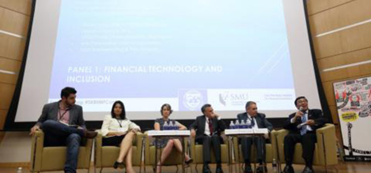 [August 2016] SKBI Fintech and Financial Inclusion – Singapore