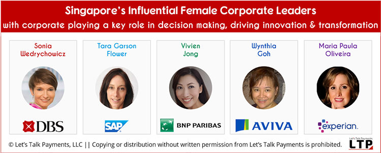 [July 2017] Nominated Singapore's Influential Female Corporate Leaders