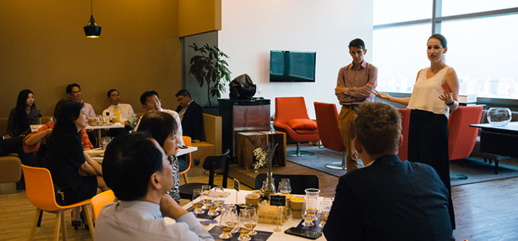 [May 2017] Client Event at Experian – Singapore