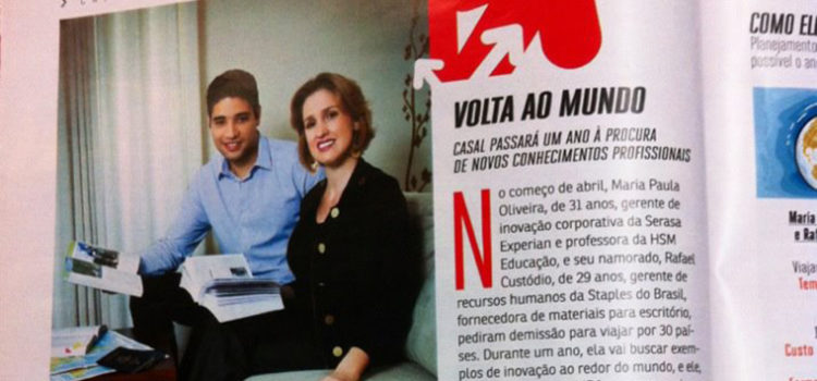 [March 2012] – Mention at Voce S/A Magazine – Sao Paulo
